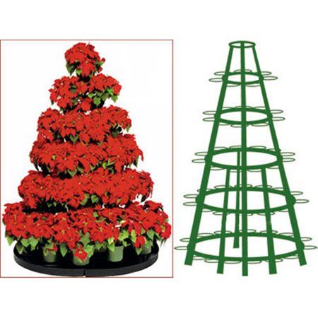 Fall Displays (Creative Displays 706SP 7 ft. Full Round Tree Rack )