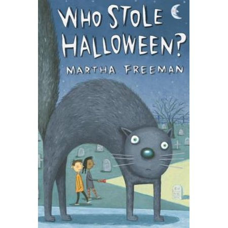 Who Stole Halloween? - eBook