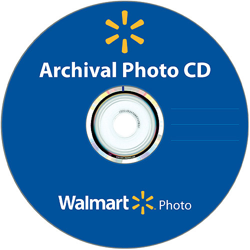 Insert the Walmart picture disc into the CD/DVD drive of a computer. In most systems, the Walmart photo software will install automatically. If it does not, click