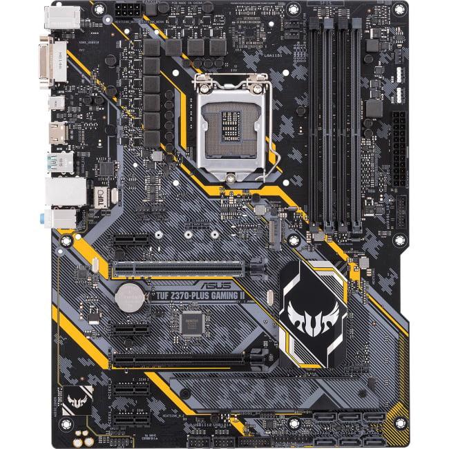 Asus Z370-PLUS GAMING II Desktop Motherboard