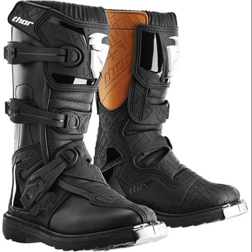 Thor Blitz 2015 Youth MX/Offroad Boot Black