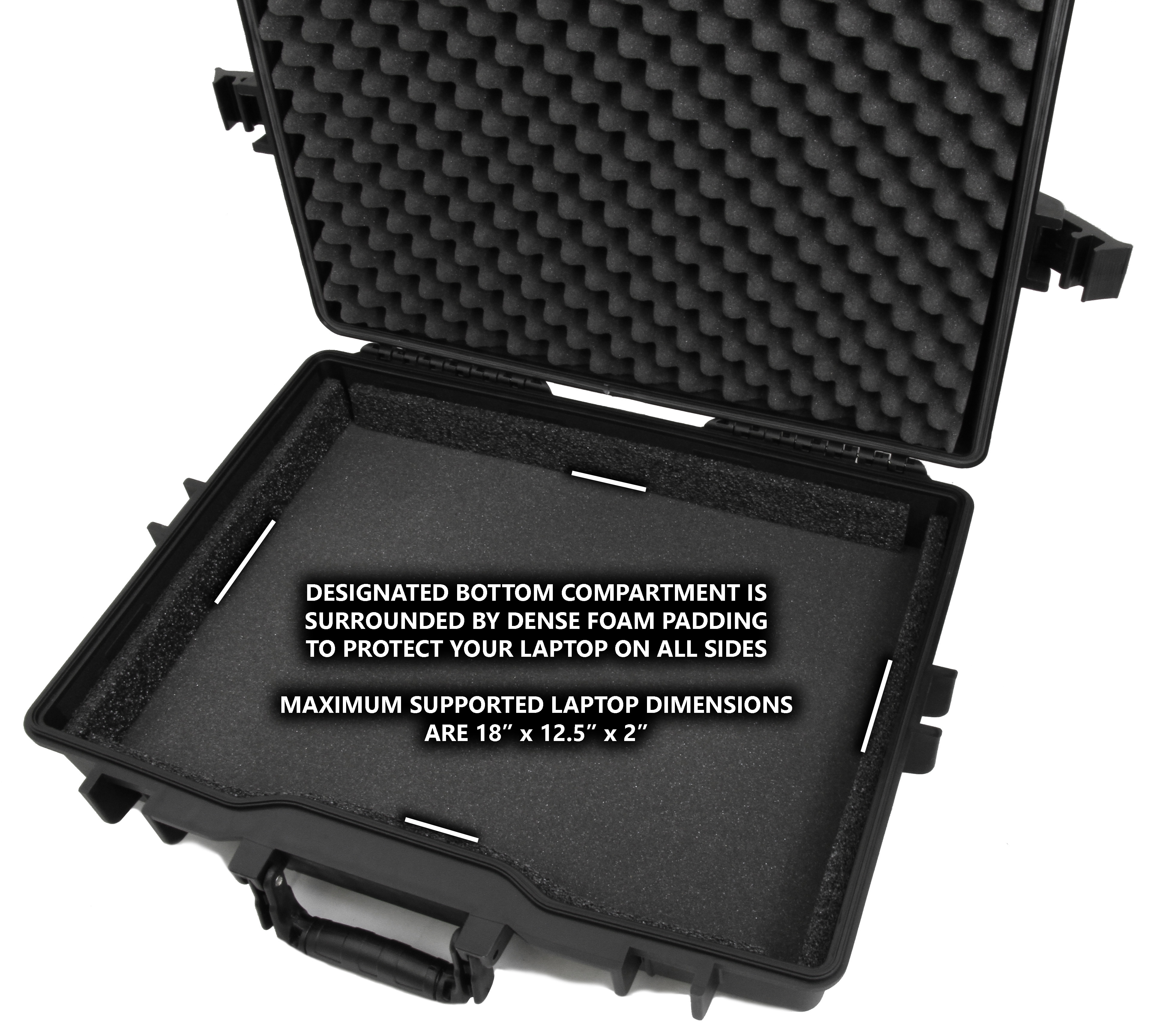 Waterproof Laptop Case For Dell Alienware Laptop Alienware AW17R4 and More