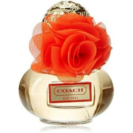 Coach poppy blossom eau de toilette spray perfume for women 1 oz coach poppy blossom eau de toilette spray perfume for women 1 oz mightylinksfo