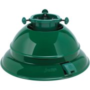 St. Nick's Choice Swivel Christmas Tree Stand, Live Trees Up to 4.75 in Diameter