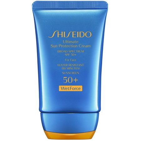 Laroche Posay Sun Protection Cream - Shiseido Ultimate Sun Protection Cream SPF 50+ 2 oz