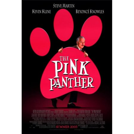 Pop Culture Graphics MOVEF5312 The Pink Panther Movie Poster Print, 27 x 40
