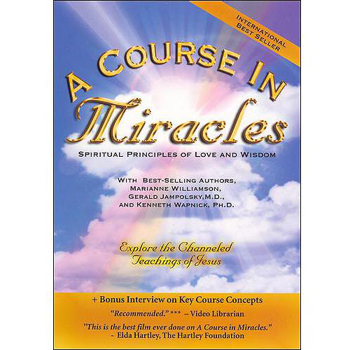 course in miracles dvd walmartcom
