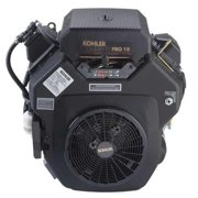 KOHLER PA-CH620-3100 Gasoline Engine,4 Cycle,19 HP,Elec Start
