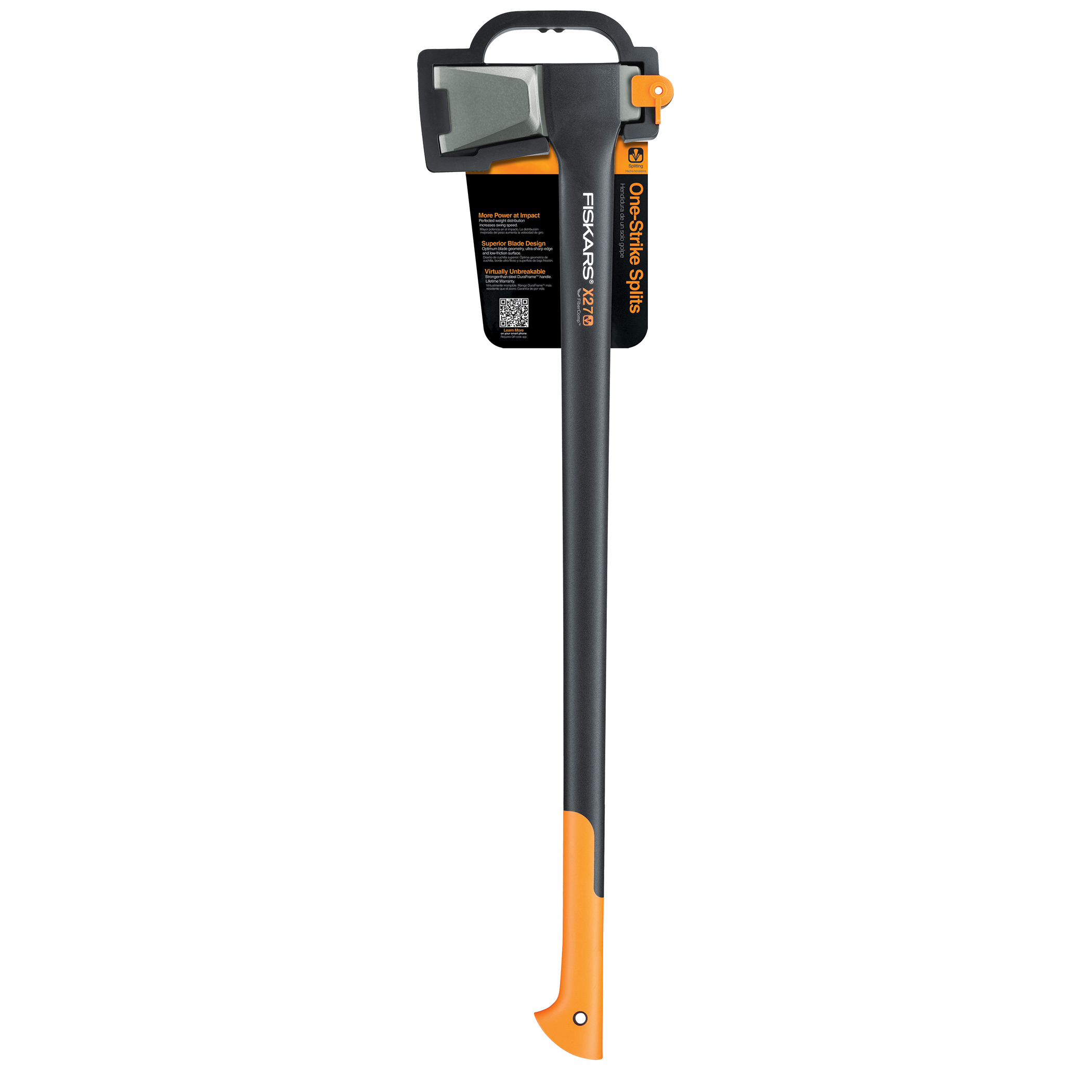 "Fiskars 378841-1002 36"" Super Splitting Axe by FISKARS BRAND INC L G"