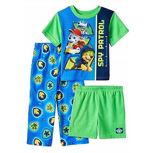 Paw Patrol Baby Boys 3 piece Pajamas Set