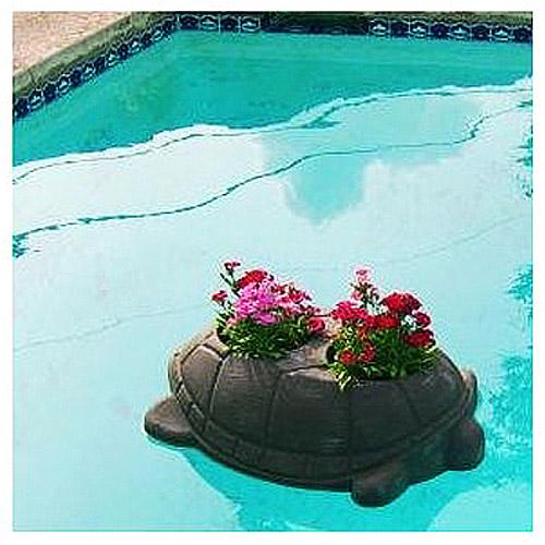 Floating Turtle Pot, Extra Large