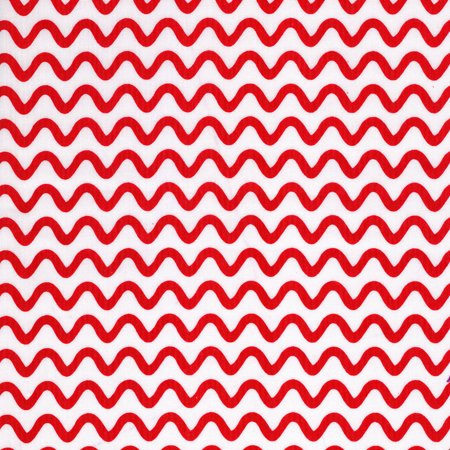 Shason Textile Soft Poly Cotton Geometric Print Fabric For Various Projects, 3 yds, Multiple Colors