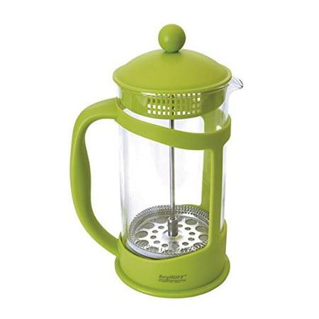 Berghoff Studio Coffee / Tea Plunger 4.24 cups Lime