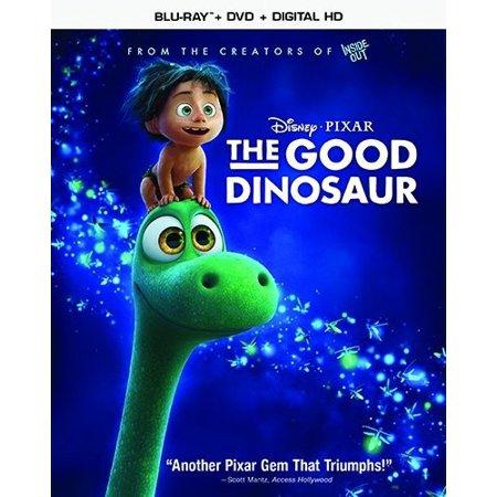 The Good Dinosaur (Blu-ray + DVD + Digital HD)