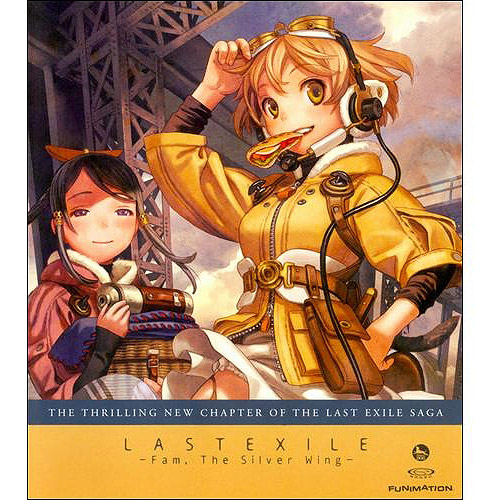 Last Exile: Fam, The Silver Wing - Part 1 (Japanese) (Blu-ray + DVD)