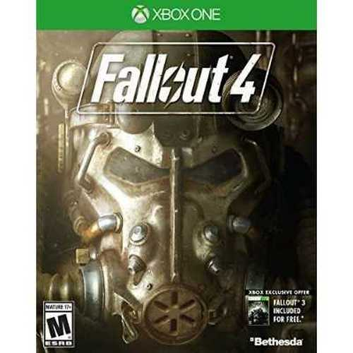 Refurbished Fallout 4 - Xbox One