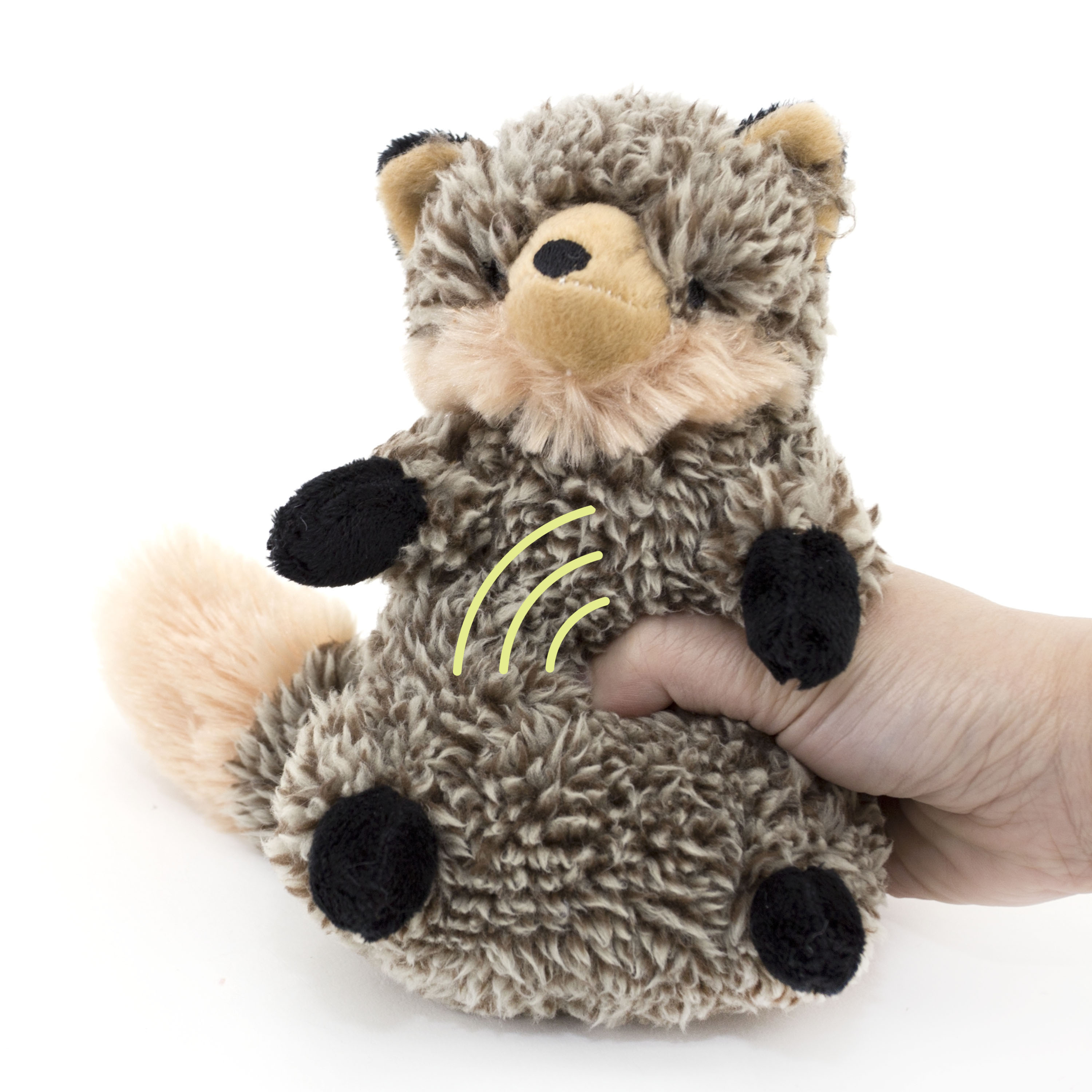 Dandee Dog Toy Small Forest Critter