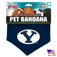 Brigham Young Cougars Pet Bandana - Small