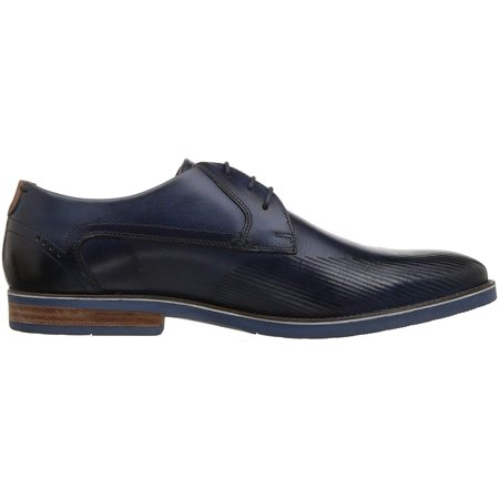 Giorgio Brutini Mens Kane Leather Lace Up Dress Oxfords - image 1 de 2