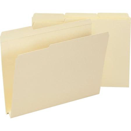 Smead Top Tab Folder (Smead, SMD10405, Heavyweight Top Tab Expansion Folders, 50 / Box, Manila)