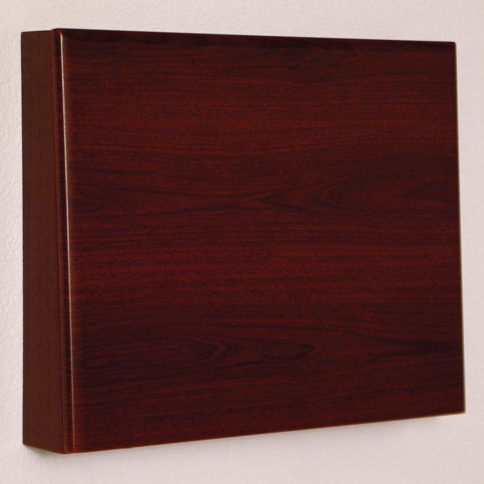 Wooden Mallet Wall Desk / Laptop Workstation