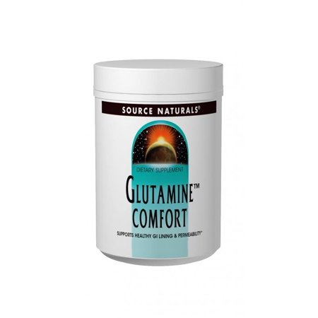 Glutamine Comfort Source Naturals, Inc. 8 oz