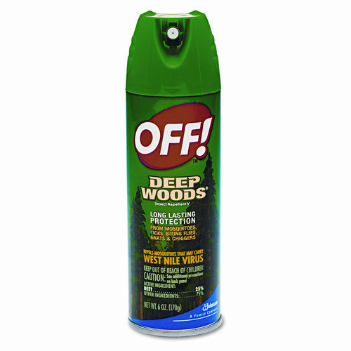 OFF! Deep Woods Aerosol