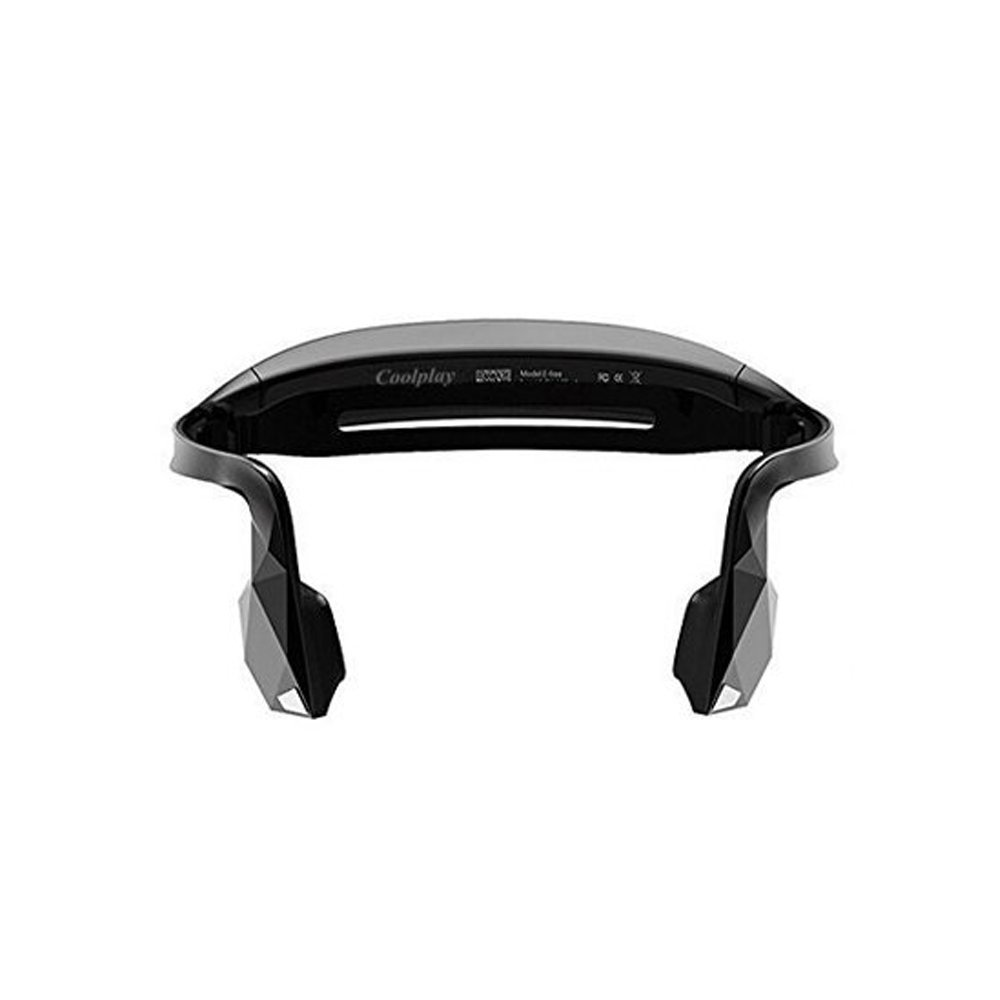 Coolplay Bone Conduction Wireless Stereo Bluetooth Headph...