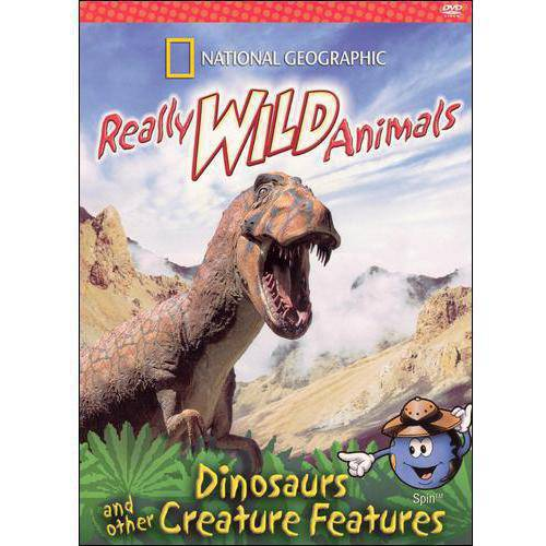 National Geographic: Really Wild Animals - Dinosaurs And Other Creature Features