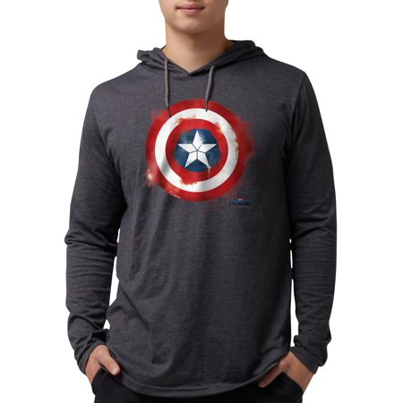 CafePress - Captain America - Mens Hooded Shirt