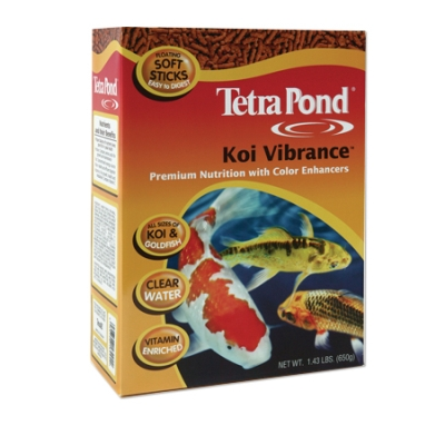 Aquatics Tetra Pond Koi Vibrance Fish Food Stick, 16.5 lb by United Pet Group