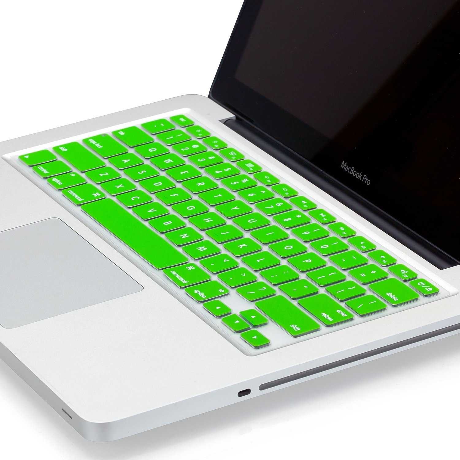 "Silicone Skin for MacBook - 11"" - Green"