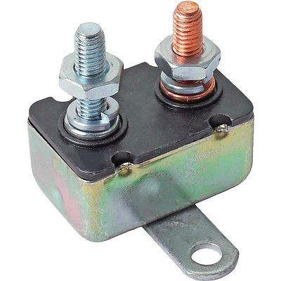 30 Amp Auto Circuit Breaker 30A Electric Power Switch Chevy Sbc Bbc 305 350 454 ()
