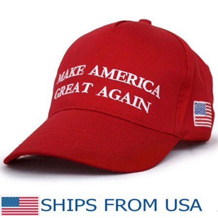 GTP Donald Trump Make America Great Again Hat USA Republican Baseball Red Cap Embroidered](Captain America Graduation Cap)