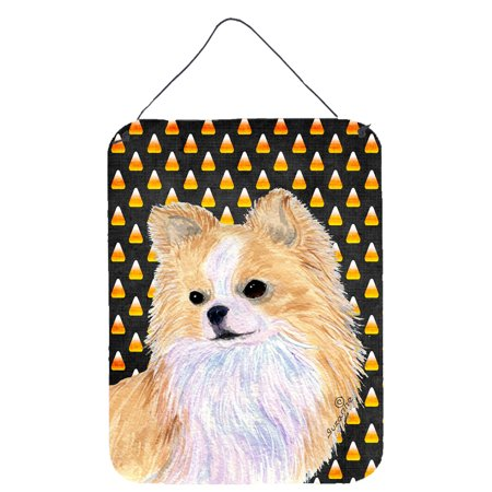 Chihuahua Candy Corn Halloween Portrait Wall or Door Hanging Prints - Jcpenney Halloween Portraits
