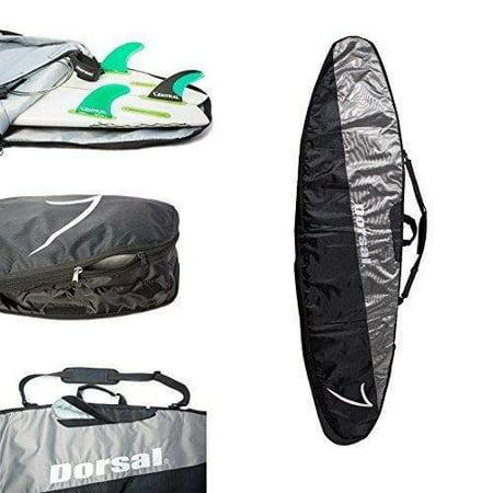 Dorsal Travel Longboard Surfboard Board Bag [8'0, 8'6, 9'0, 9'6] 9'6 /