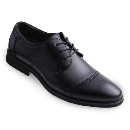 Mio Marino Men's Civil Cap Toe Oxford Dress Shoes