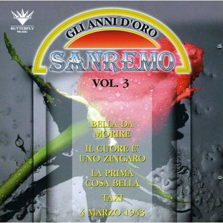 Festival Di San Remo: Gli Anni D'oro 3 / Various