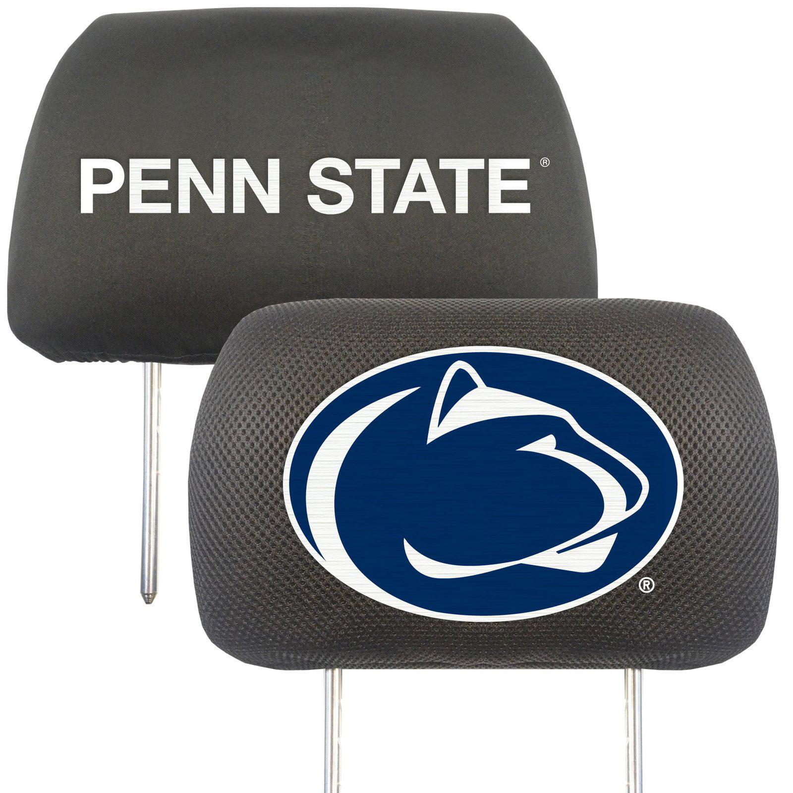 Penn State Headrest Covers