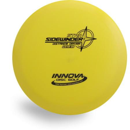 Star Sidewinder, 170-175 grams, Understable Distance Driver By Innova