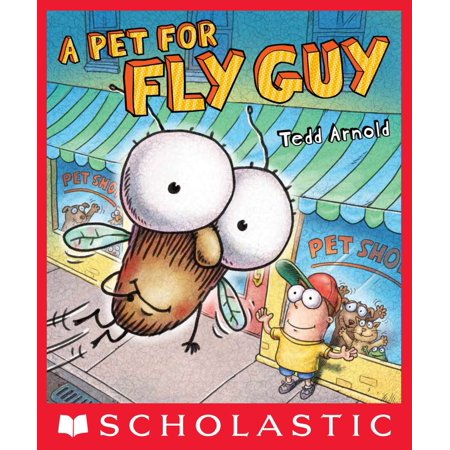 A Pet for Fly Guy - eBook - Last Minute Halloween Ideas For Guys