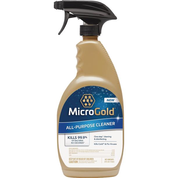 24OZ MICROGLD AP CLEANER