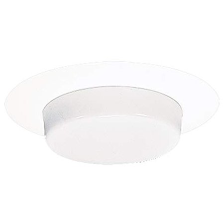 Drop Opal Lens - Halo Recessed 71PS 6-Inch Trim with Drop Opal Lens