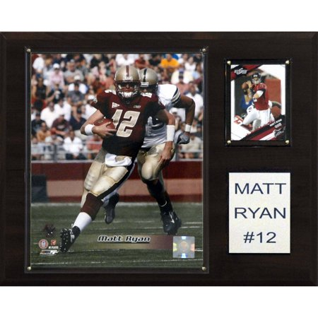 C Collectables NCAA Football 12x15 Matt Ryan Boston College Eagles Player Plaque