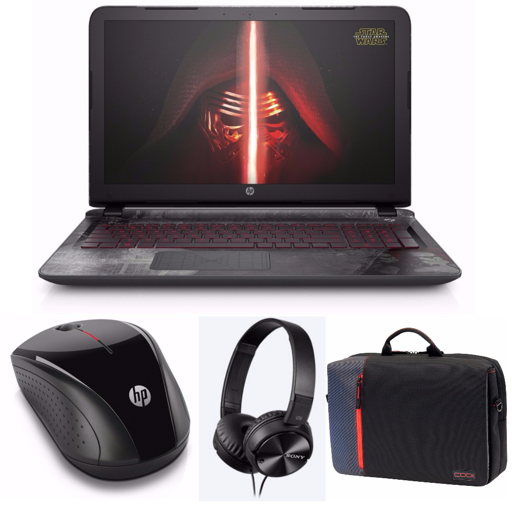 """HP 15, Star Wars Special Edition Core i7-6500, 15.6"""" FHD ..."""