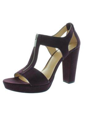 072e13899f6a Product Image MICHAEL Michael Kors Womens Berkley Suede Heels Dress Sandals