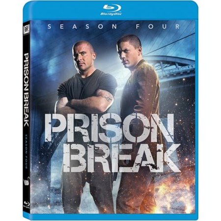Prison Break  Season Four  Blu Ray   Widescreen