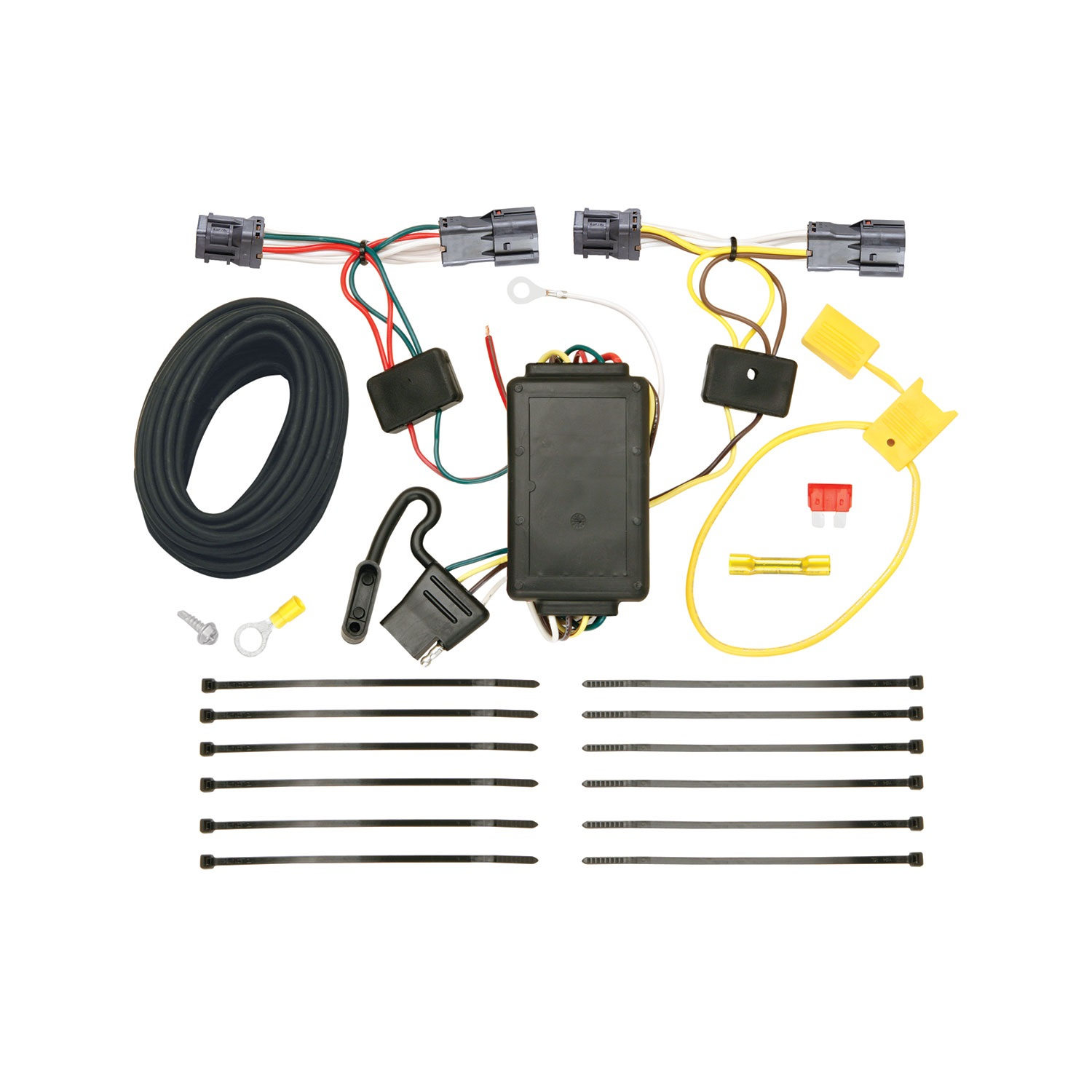 10-C Tucson T-One with Upgraded Circuit Protected Modulite Replacement Auto Part, Easy to Install