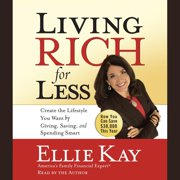 Living Rich for Less - Audiobook