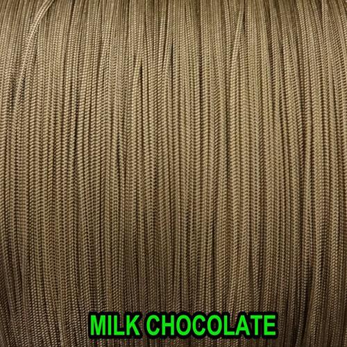 40 FEET: 1.6 MM MILK CHOCOLATE LIFT CORD | ROMAN/PLEATED shade &HORIZONTAL blind